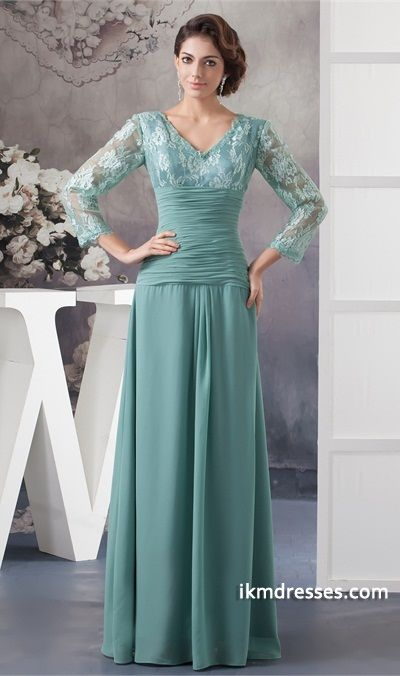 http://www.ikmdresses.com/Light-Sea-Green-Floor-Length-Mother-of-the-Bride-Dress-p21774