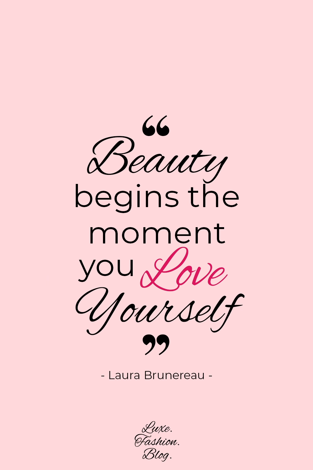 Love for Fashion Quotes - Valentines Day   Quotes Self Love   Love Clothes Quotes   Quotes Fashion