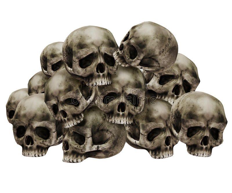 Pile Of Skulls 3d Render Of A Skull Pile Sponsored Skulls Pile Render Pile Skull Ad Bird Silhouette Tattoos Skull Art Skull