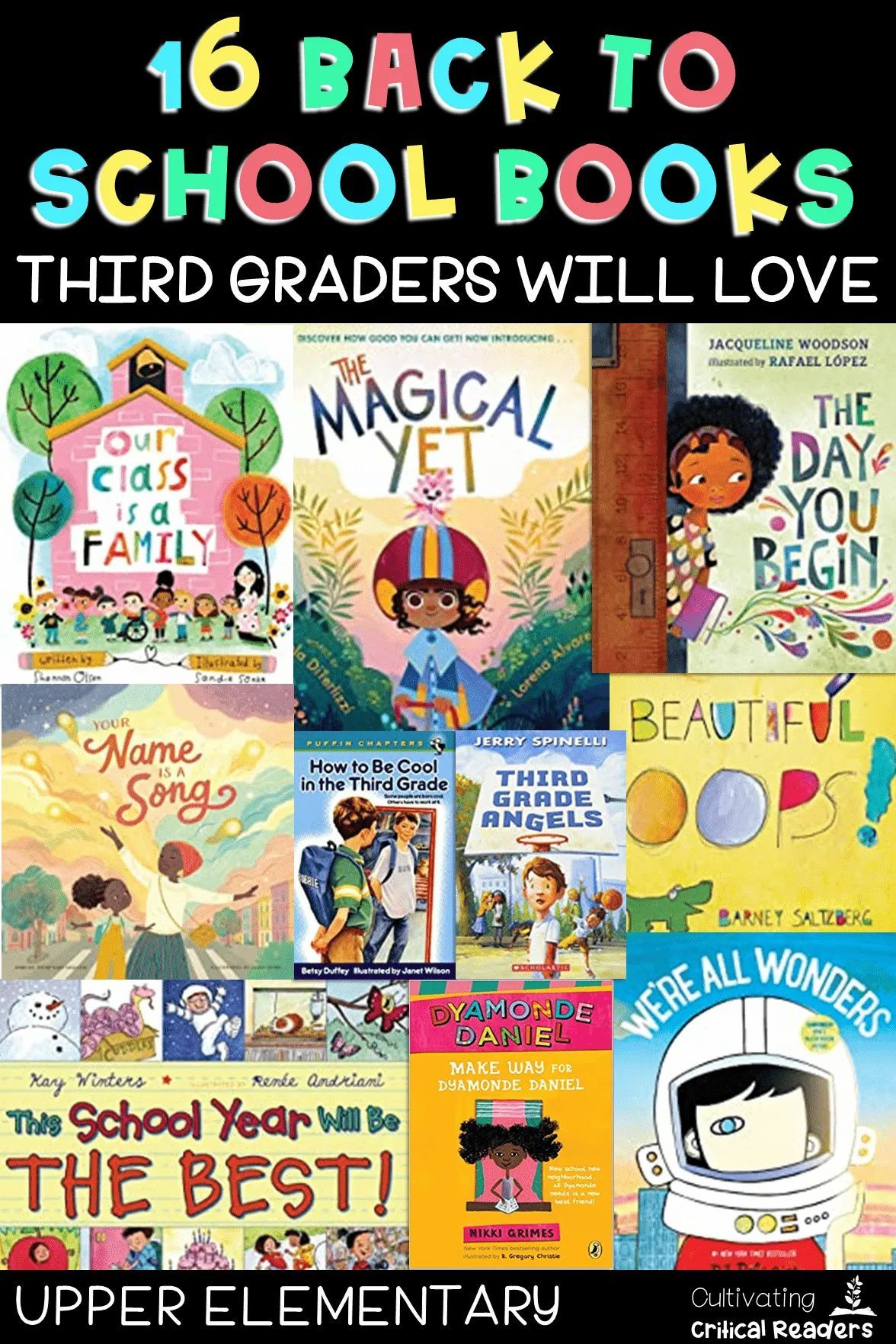 16 Back To School Books Third Graders Will Love