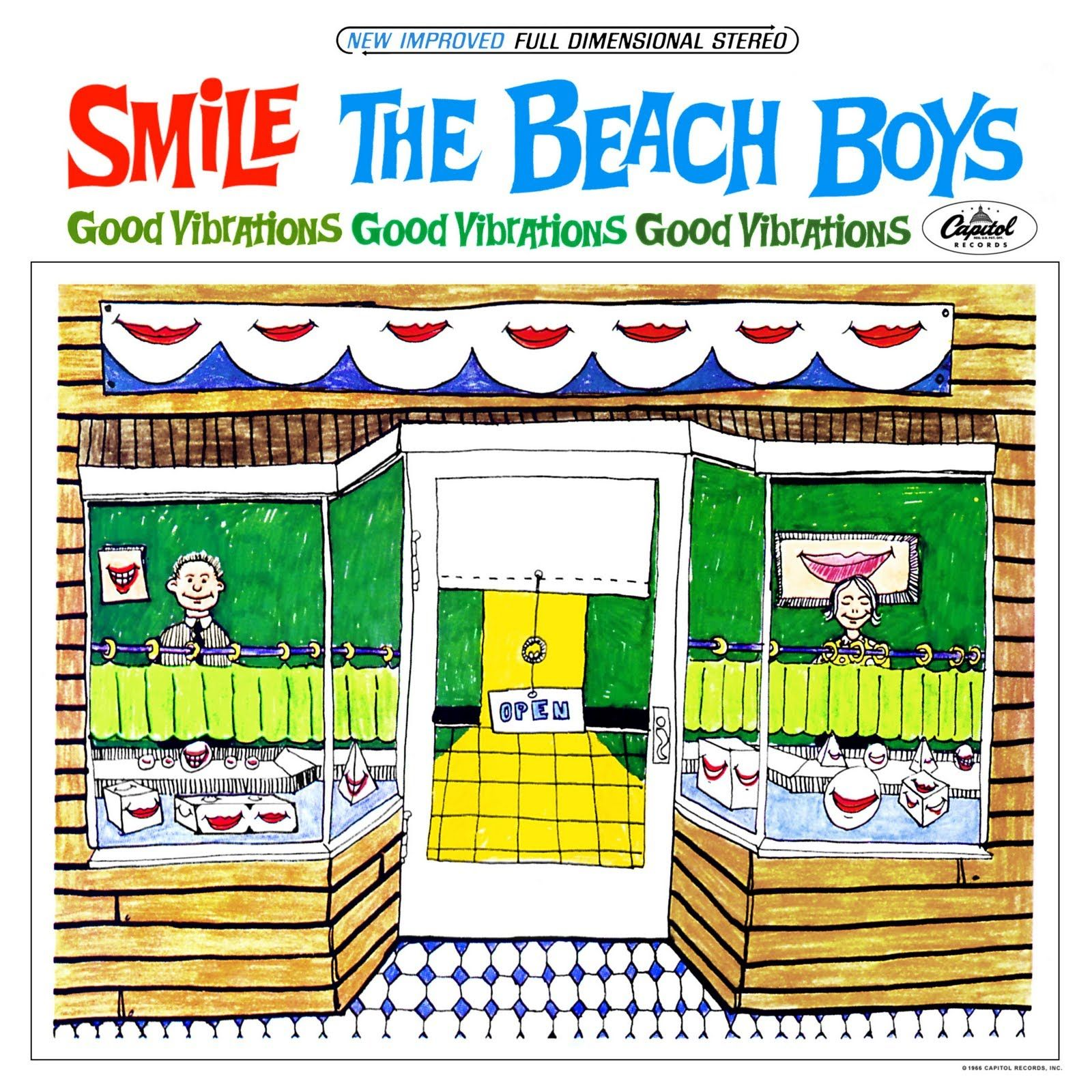 The Beach Boys  The Smile Sessions  Complete Album