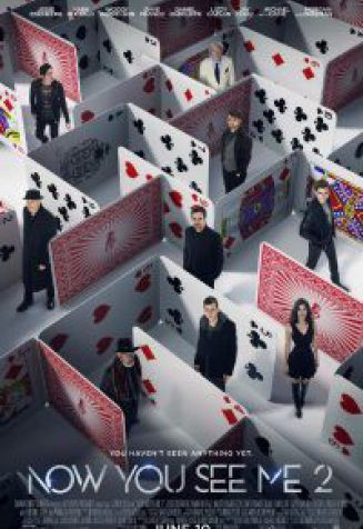 Now You See Me 2 2017 Hindi Dubbed Free Movie