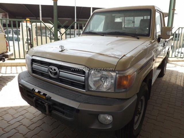 New And Used Cars Toyota Land Cruiser 76 Series 2012 For Sale Al Riyadh Ksa 車