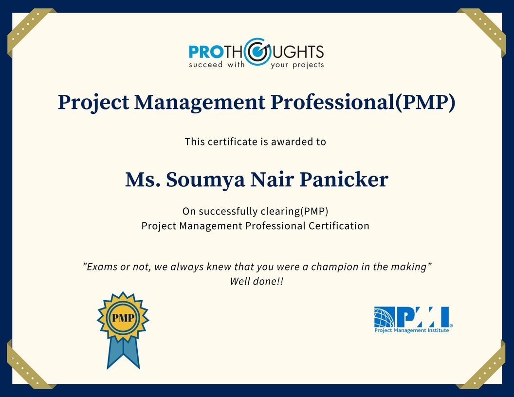 Secrecies Of Success To Begin And To Finish Pmp