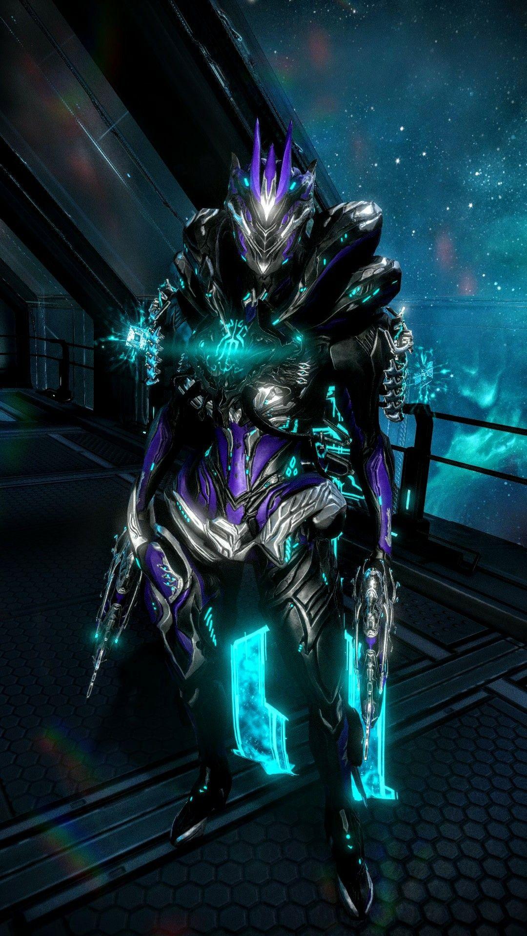 Warframe Saryn Prime
