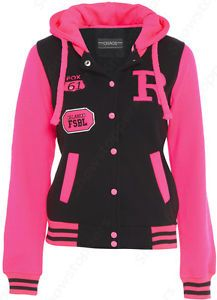 NEW GIRLS JACKET COAT HOODEd FLEECE Girls CLOTHING AGE 7 8 9 10 11 12 13 PINK is part of Pink Clothes For Girls -