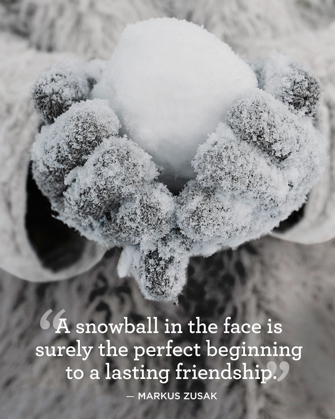 22 Absolutely Beautiful Quotes About Snow