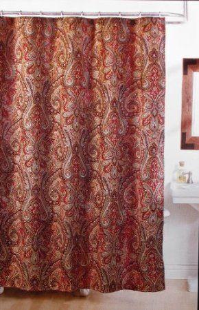 Amazon.com: Lauren By Ralph Lauren Shower Curtain