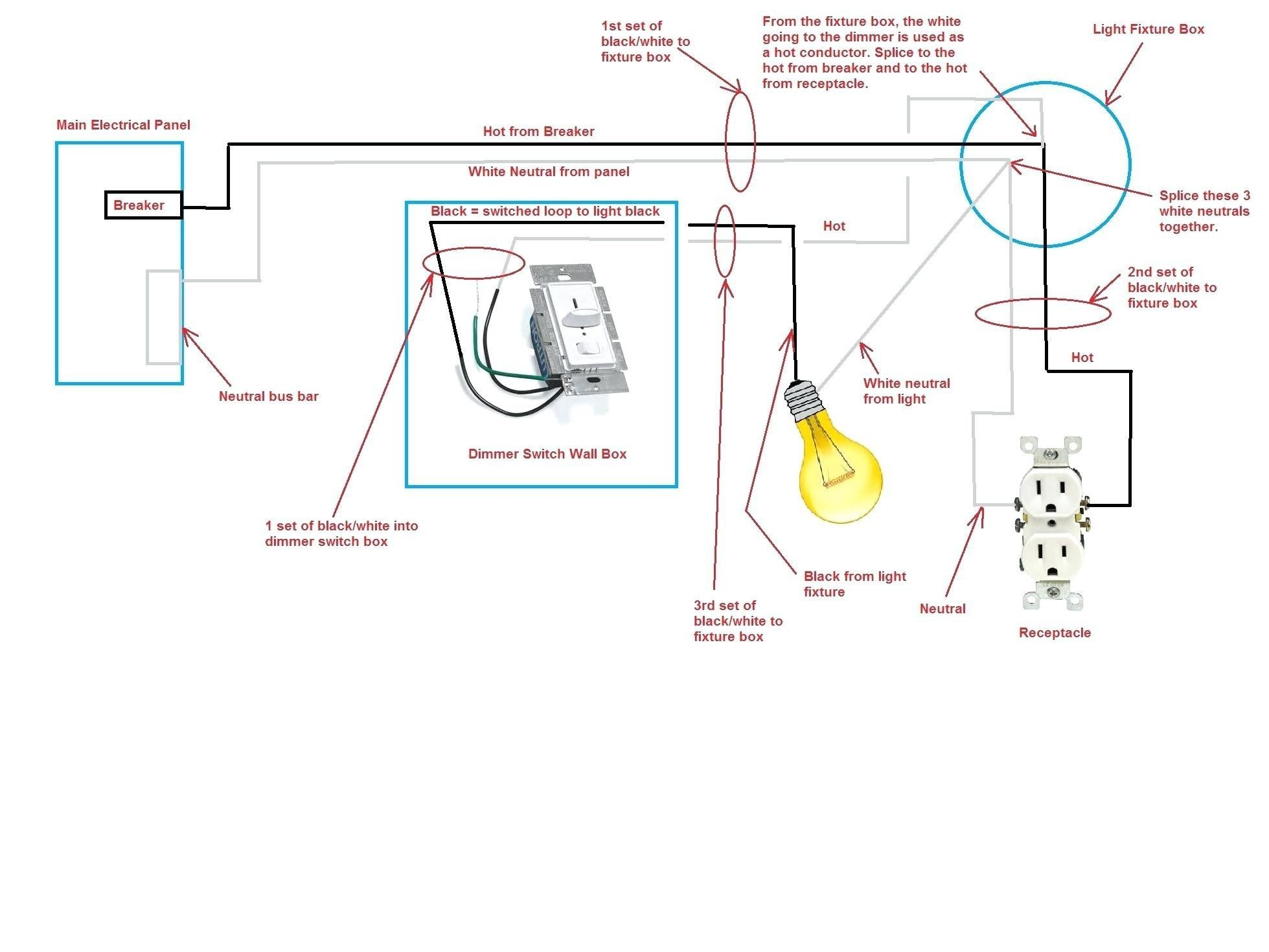 New Wiring Diagram Gfci Breaker Diagram Diagramsample Diagramtemplate Wiringdiagram Diagramchart W Light Switch Wiring Circuit Diagram Wire Light Fixture