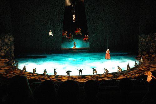 Bellagio O Show >> O Cirque Du Soleil Bellagio Las Vegas One Of My Favorite Of