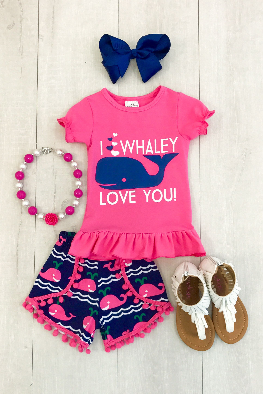 rechange Baby 2Pcs Summer Clothes Outfits Kid Boys Girls Letter Print Vest Top Pom Pom Tassels Shorts Set