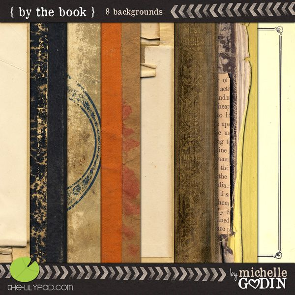 By The Book Backgrounds