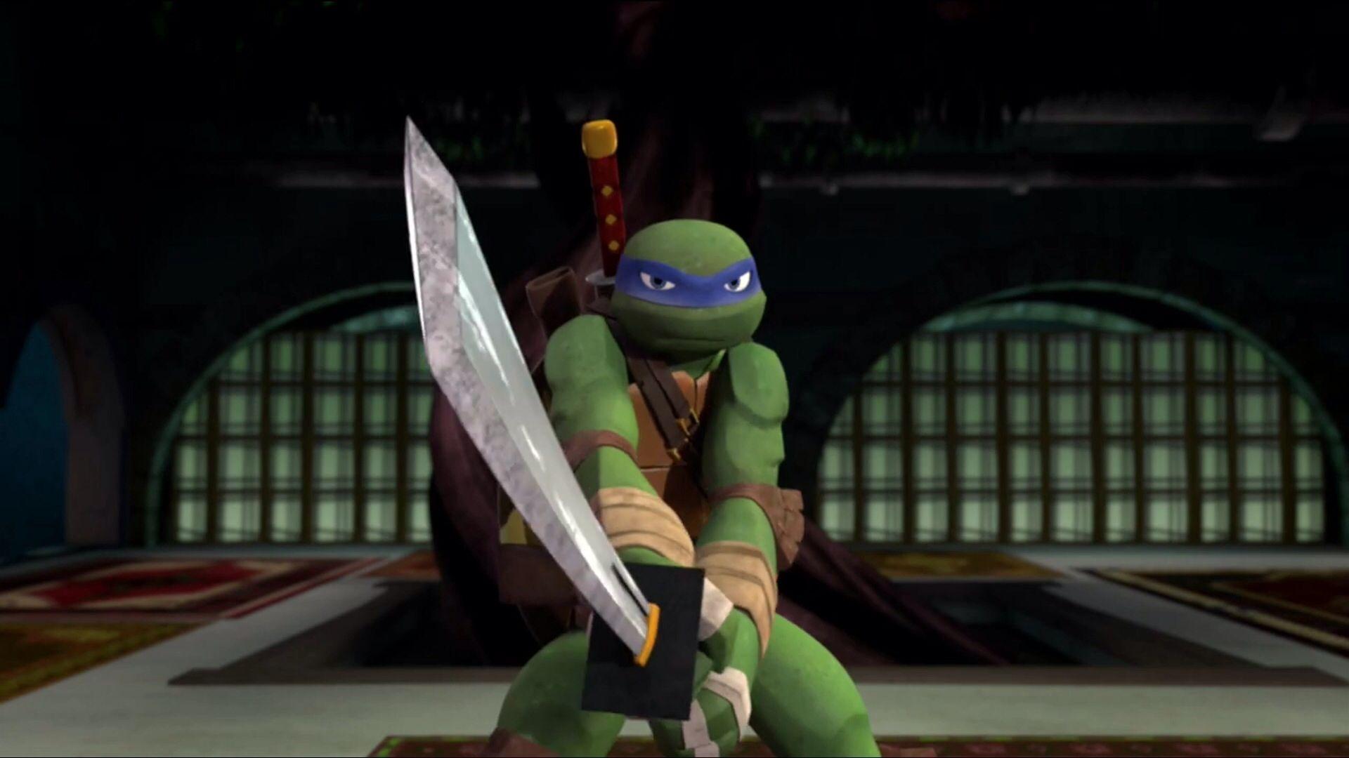 Leo Is Bae With Images Tmnt Girls Leonardo Ninja Turtle