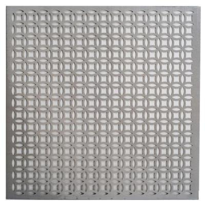M D Building Products 1 Ft X 2 Ft Satin Nick Elliptical Aluminum Sheet 57010 M D Building Products Aluminum Sheet Metal Aluminium Sheet