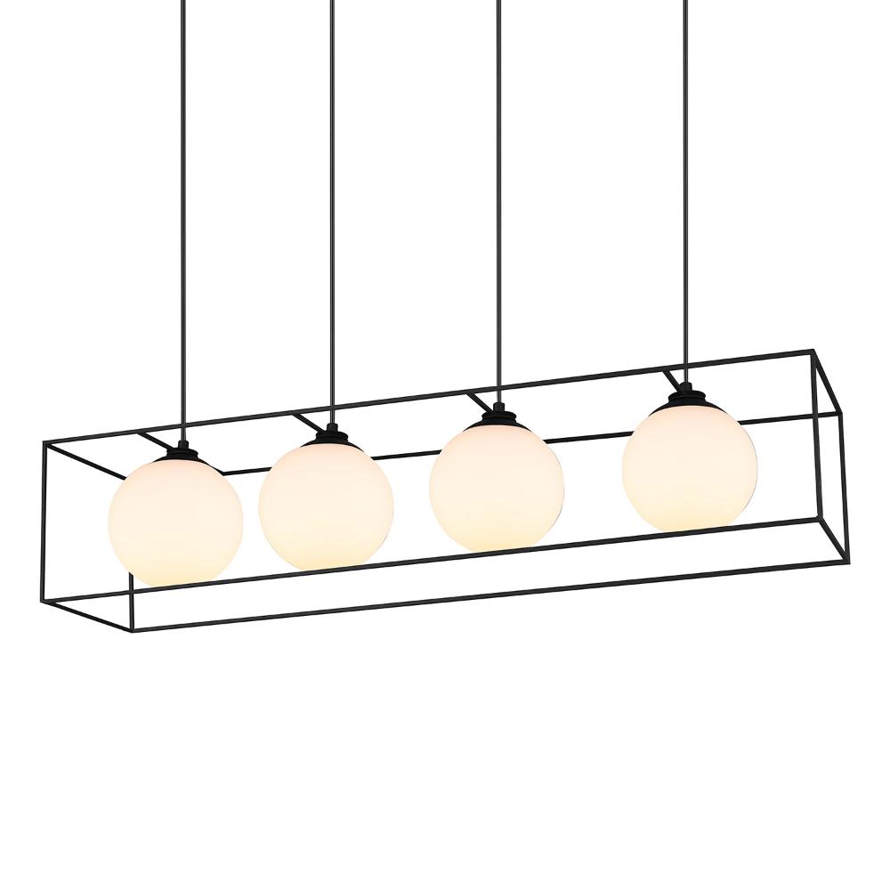 Pendelleuchte Q Ball Ii Kaufen Home24 In 2020 Pendelleuchte Mosaik Lampen Milchglas
