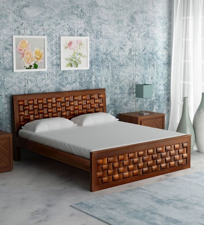 10 Latest Best Wooden Bed Designs With Pictures Styles At Life Wood Bed Design Wooden Bed Design Bed Design Modern