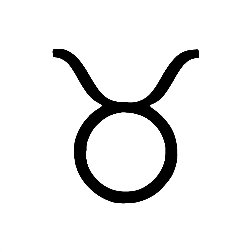 Taurus Astrology Decal The Second Astrological Sign Of The Zodiac