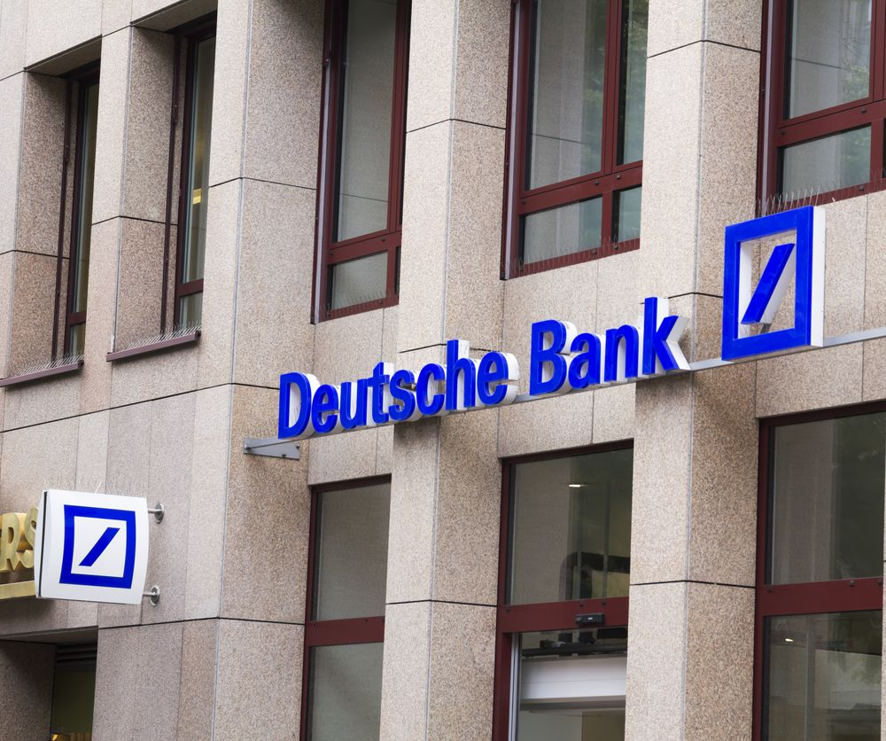 Deutsche Bank Commmerzbank merger talks are back on the