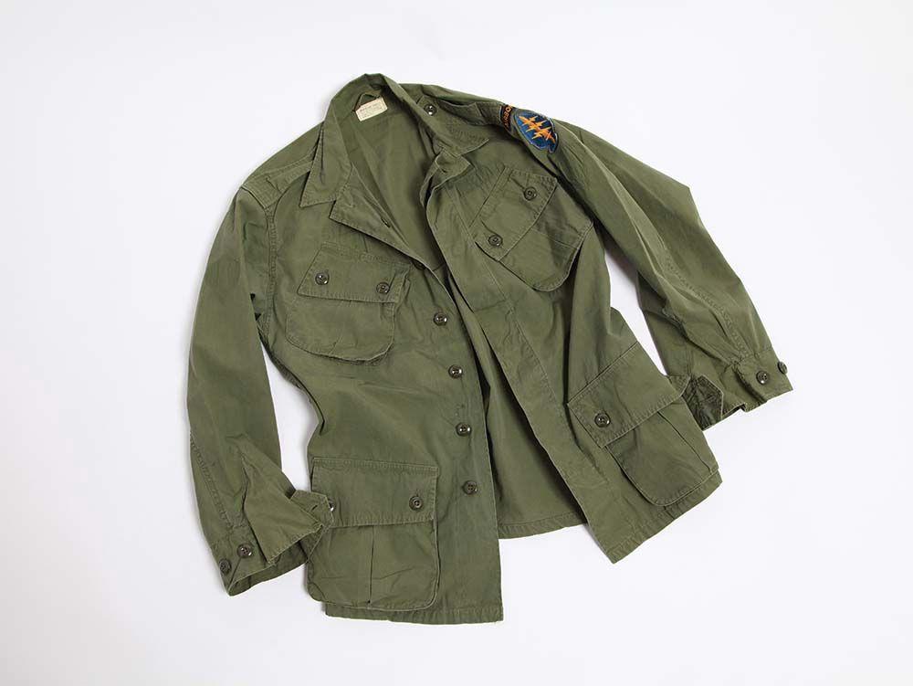 corona jungle fatigue jacket special ワークウエア ジャケット ギャバジン