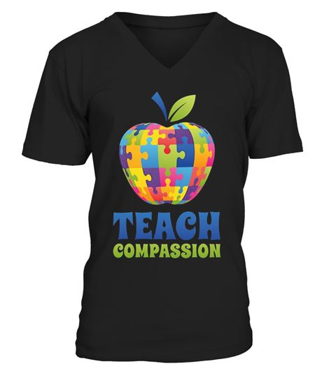 Cute Teach Compassion T-Shirt Autism Awa  #AutismShirt #AutismShirtsWomen #AutismShirtsForBoys #AutismShirtsMen #AutismShirtsForKids #AutismShirtForMom #AutismShirtKids #AutismShirtLongSleeve #AutismShirtMen #AutismShirt- #AutismAwarenessShirt #AutismShirtBrother #AutismShirtCompression #AutismShirtCaptainAmerica #AutismShirtDad #AutismShirtDaughter #AutismShirtDisney #AutismShirtForDads #AutismShirtMom %
