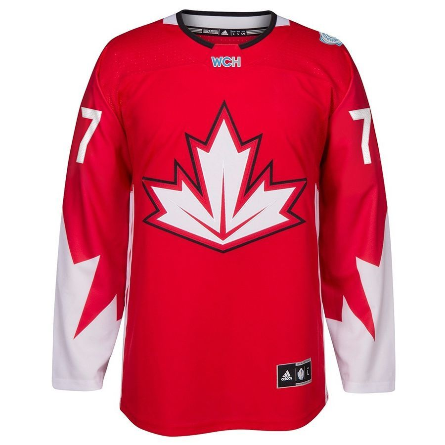 2016 Nhl Adidas Premier World Cup Of Hockey Player Jersey Collection Men S Hockey World Cup Canada Hockey Team Canada