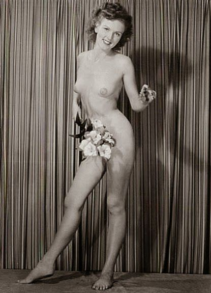 has elizabeth montgomery ever posed nude