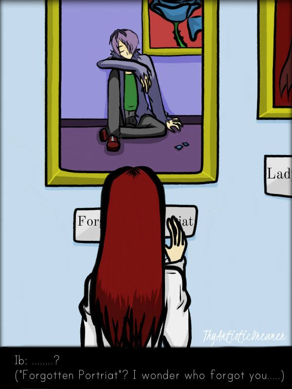 Forgotten Portrait by ArtisticallyDerpy on DeviantArt --- FEELS T___T
