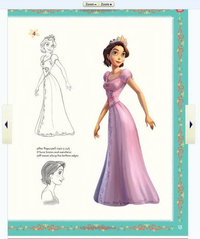 Pin By Ashley On Tangled And Rapunzel Rapunzel Short Hair Short Hair Styles Dress Hairstyles