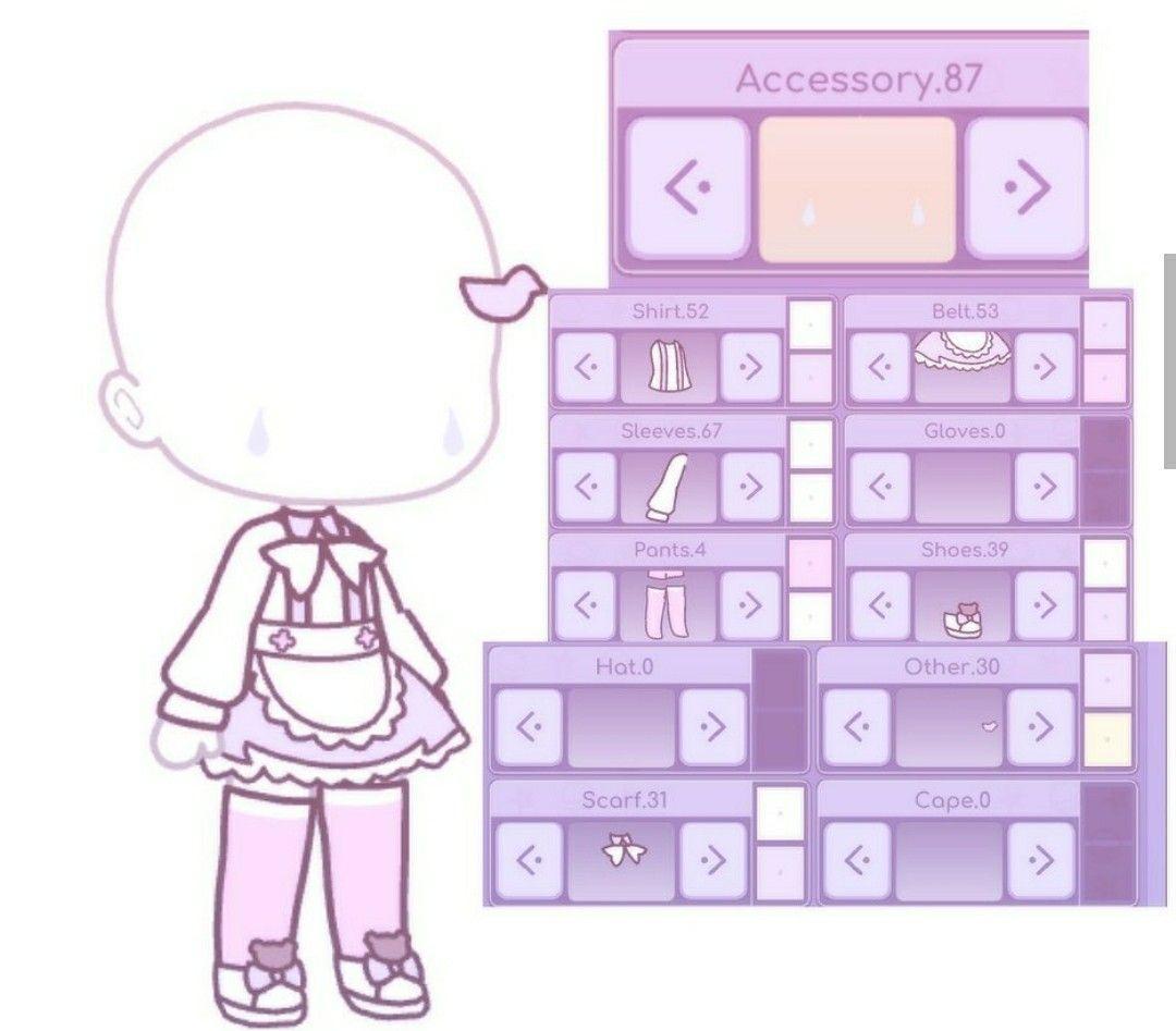 Gacha Gachalife Gachastudio Gachalifeedit Gachaedit Gachaedits Gachaoutfit Gachalifeoutfit In 2020 Character Outfits Anime Outfits Clothing Sketches