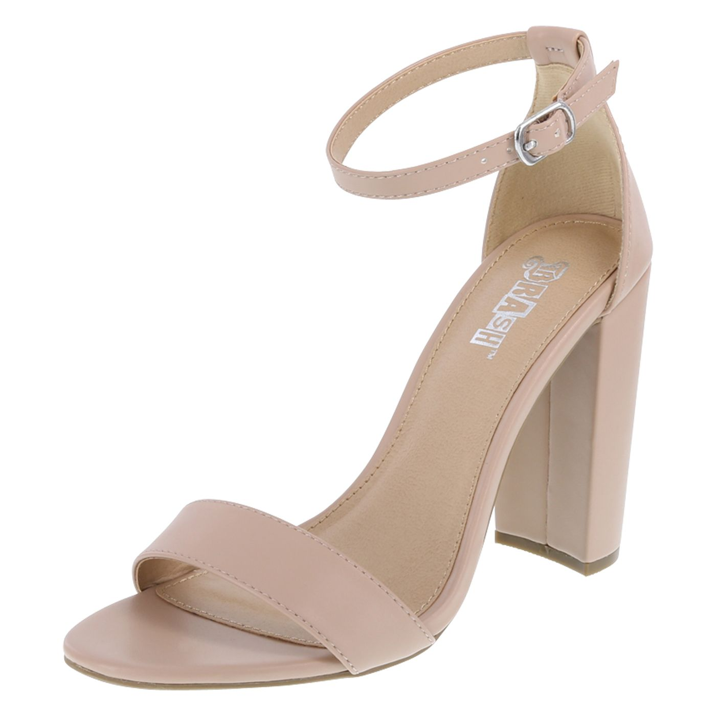 17e696f648d55 Go big or go home! The Houston Sandal from Brash features a rich faux suede  upper