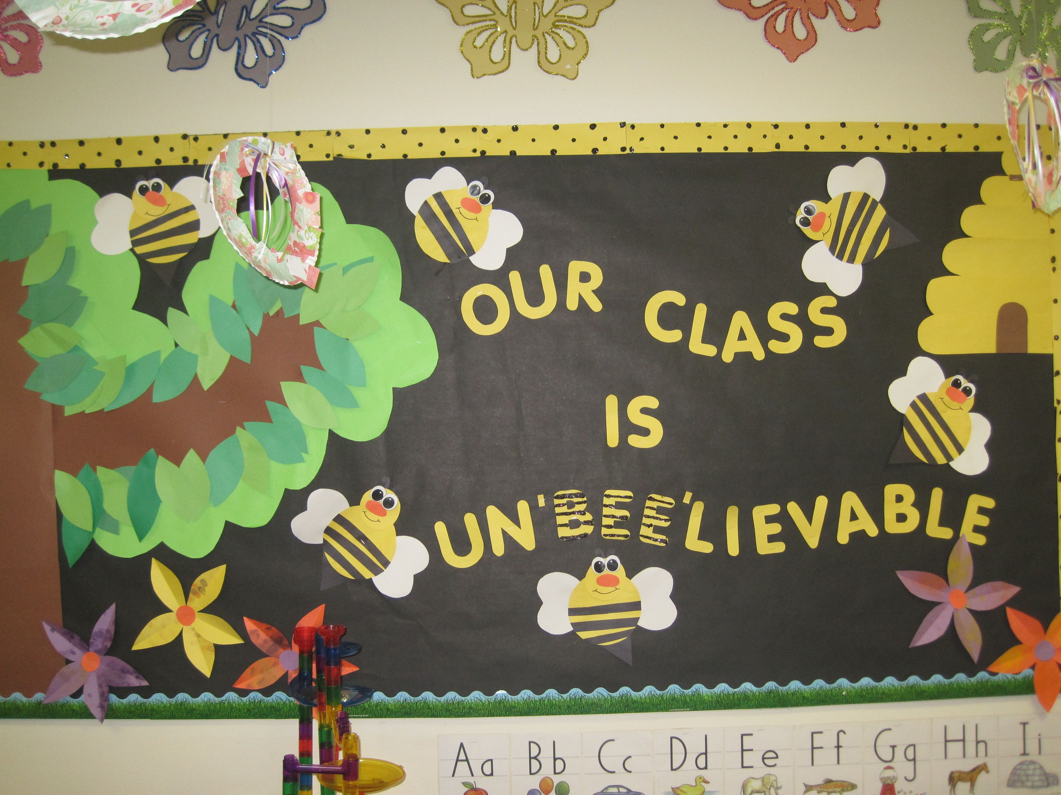 Bulletin Board For Our Theme Of Bugs Bugs And More Bugs
