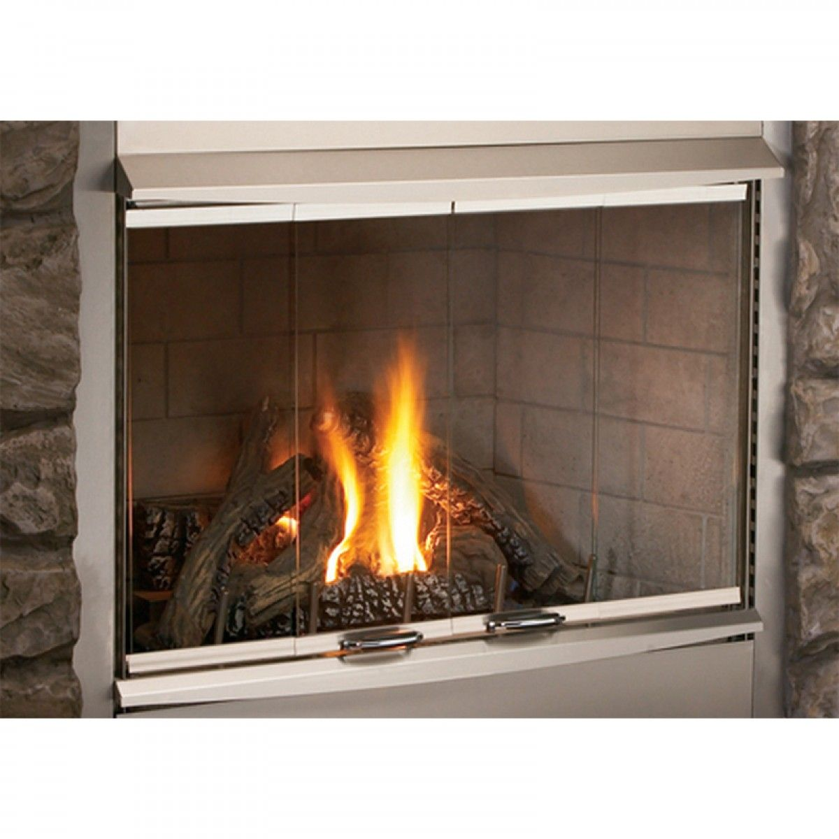 superior ihp fireplace gas b vent