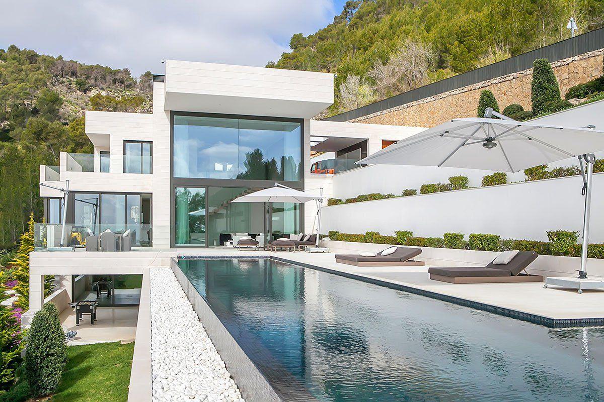 Pingl sur for the home - Les plus belles architectures de maisons ...
