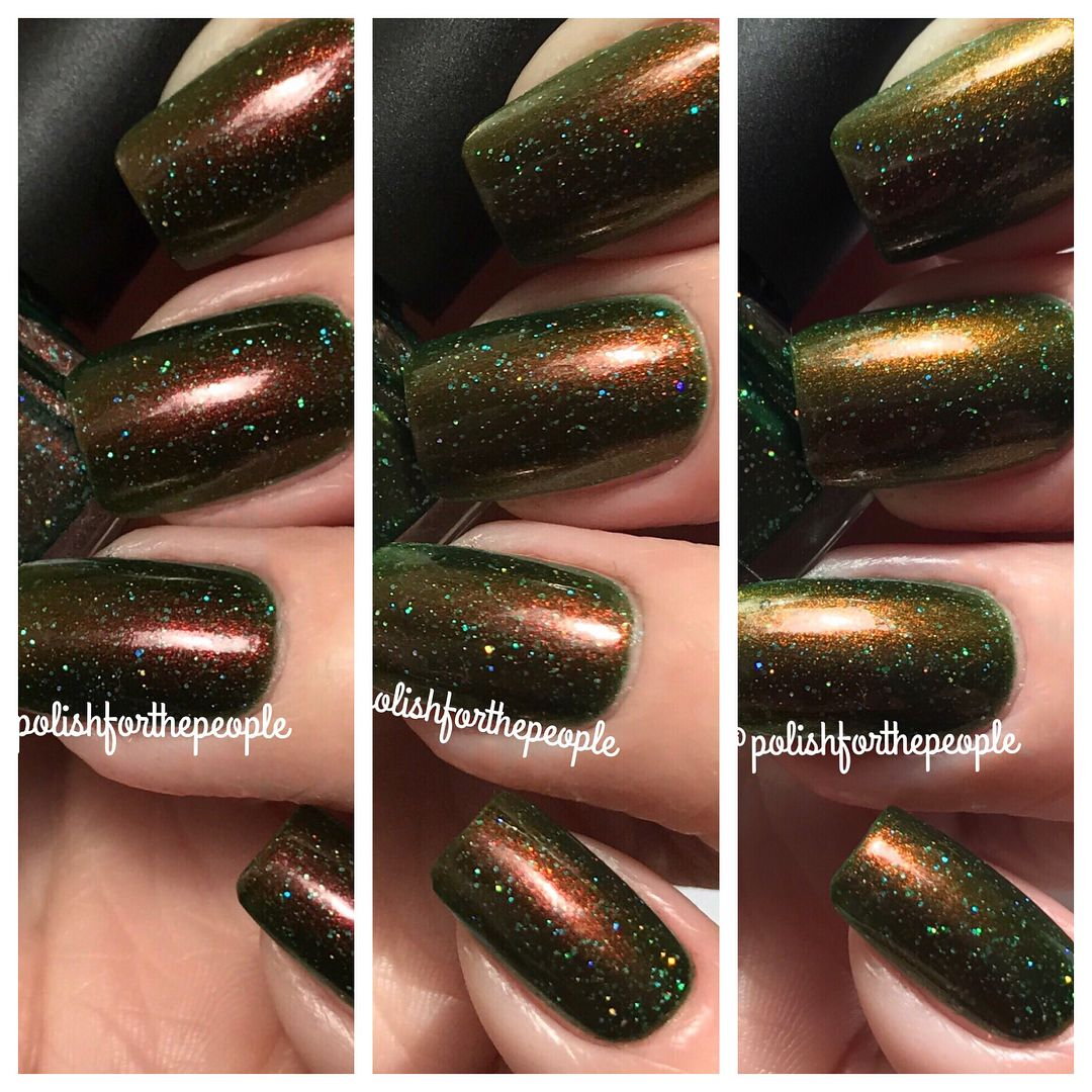Lacquester One More Green (One More Polish store exclusive ...