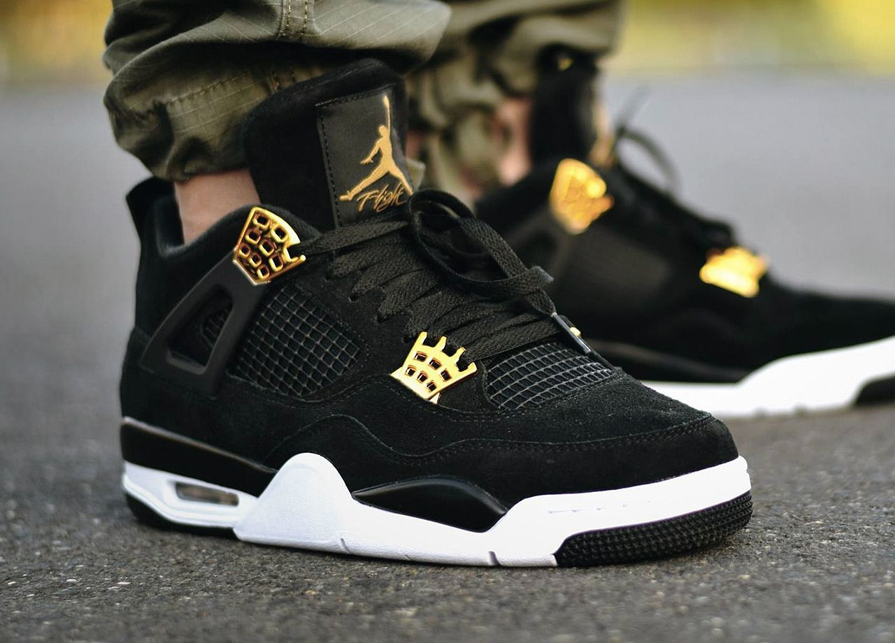 fashion best shoes 2018 sneakers Nike Air Jordan 4 'Royalty' - 2017 (by nirmax) A quality pair of ...