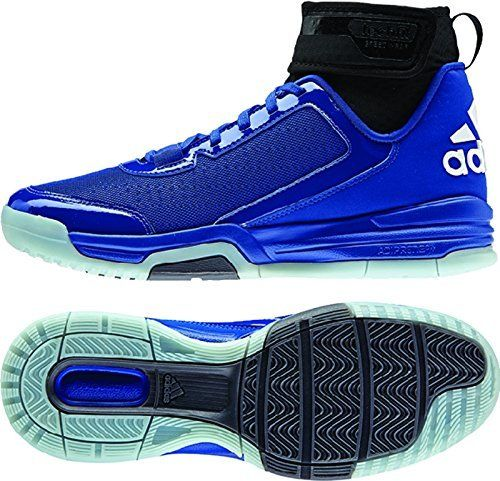 buy popular 2009a 21a55 Adidas Mens Dual Threat BB Basketball Shoes RoyalBlackWhite