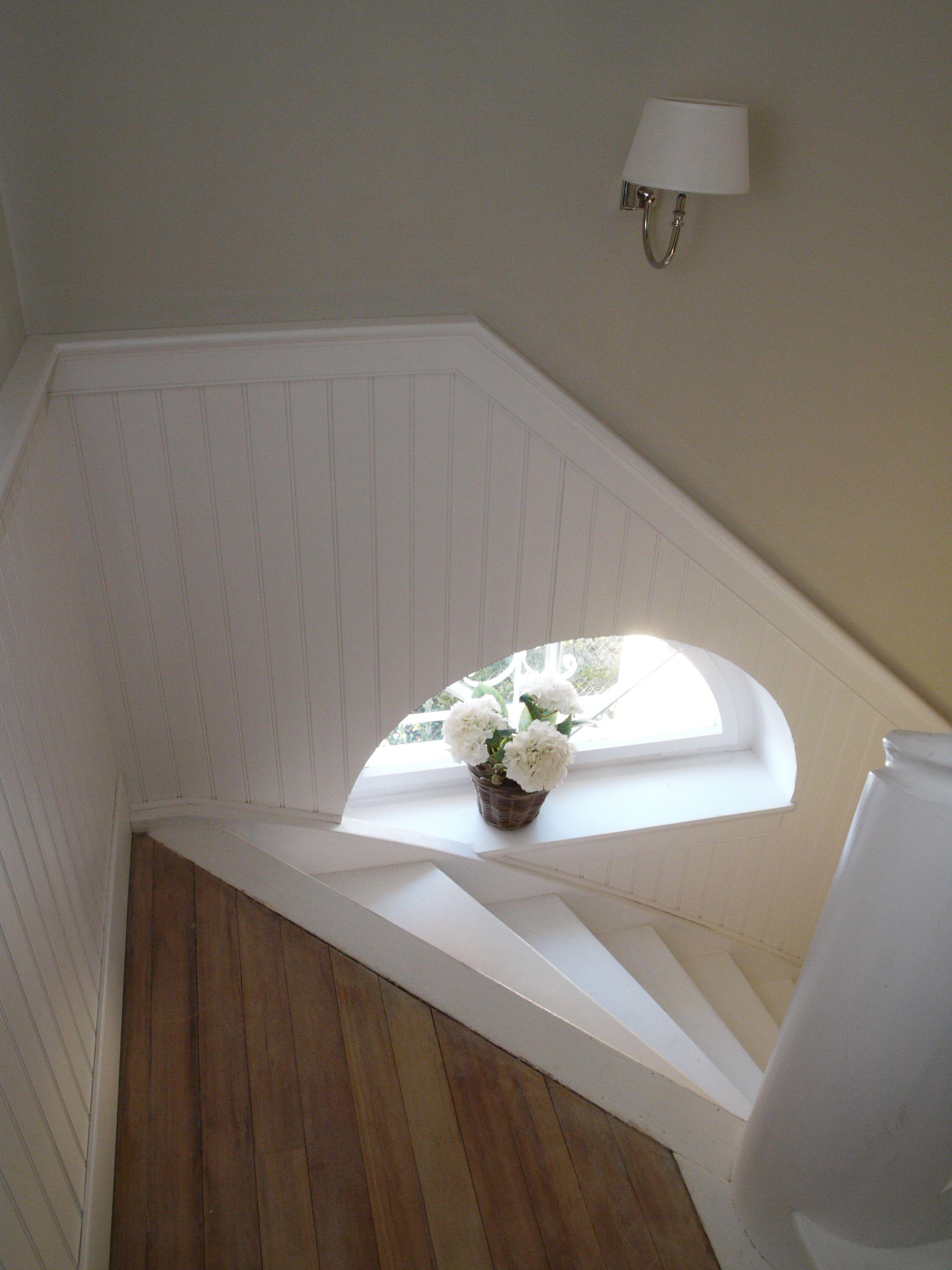 wandpaneele holzverkleidung wie in usa und schweden shabby chic cottage wandvert felung. Black Bedroom Furniture Sets. Home Design Ideas