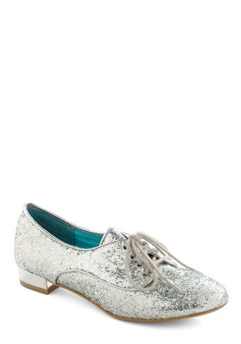 PhDazzle Flat from Modcloth