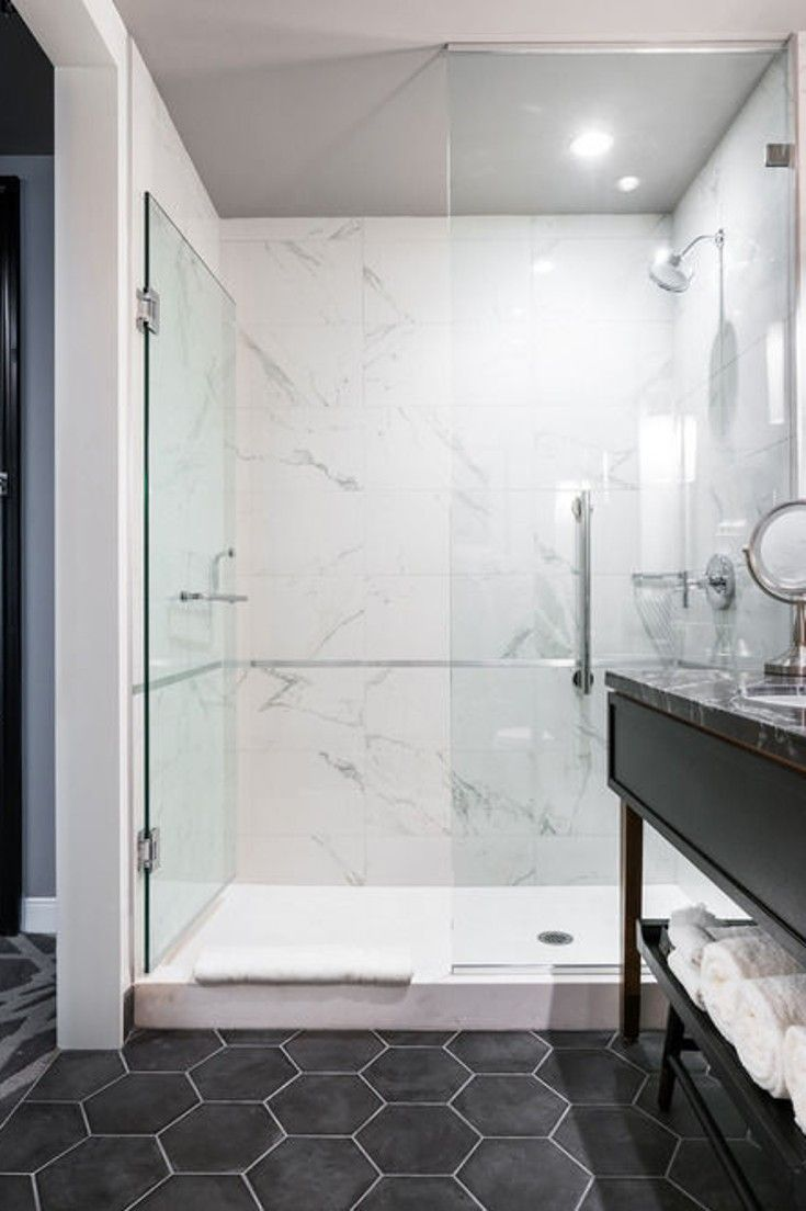 Londonhouse Chicago Curio Collection By Hilton Chicago Illinois Bathrooms Remodel Bathroom Remodel Photos Glass Shower Enclosures