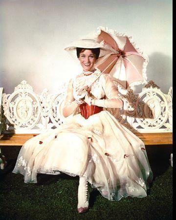 Mary Poppins - Jolly Holiday costume