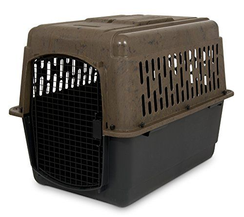 Ruffmaxx Camouflage Pet Kennel 36 Inch 30 To 70 Pound Secure Bolt