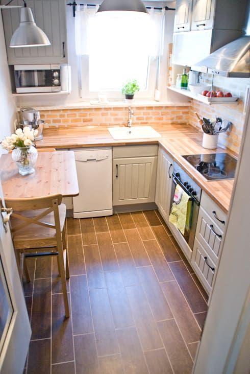 12 wichtige Organisations-Tipps für kleine Küchen | homify | homify