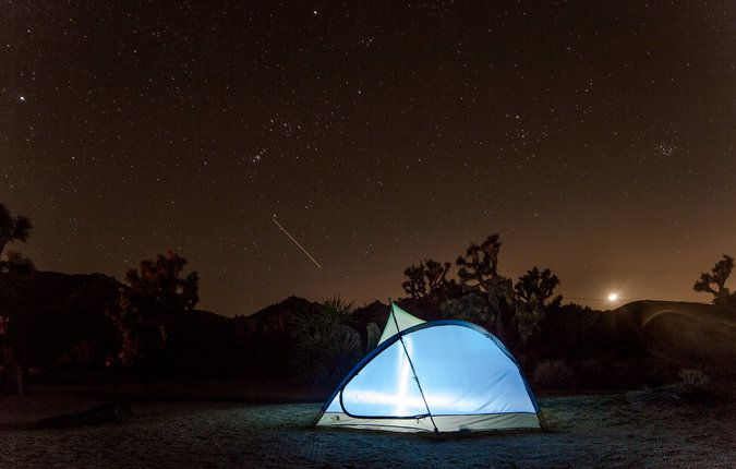 In California Desert, Father and Daughter Find the Sublime