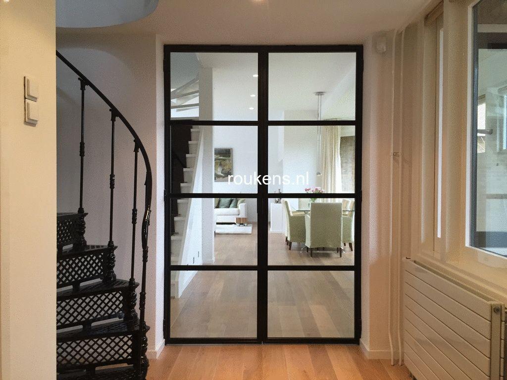Deuren stalen deuren project den haag kijkduin stalen for Melchior interieur den haag