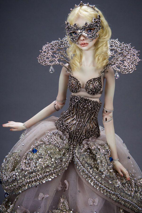 snap exquisitely realistic porcelain dolls by marina bychkova the