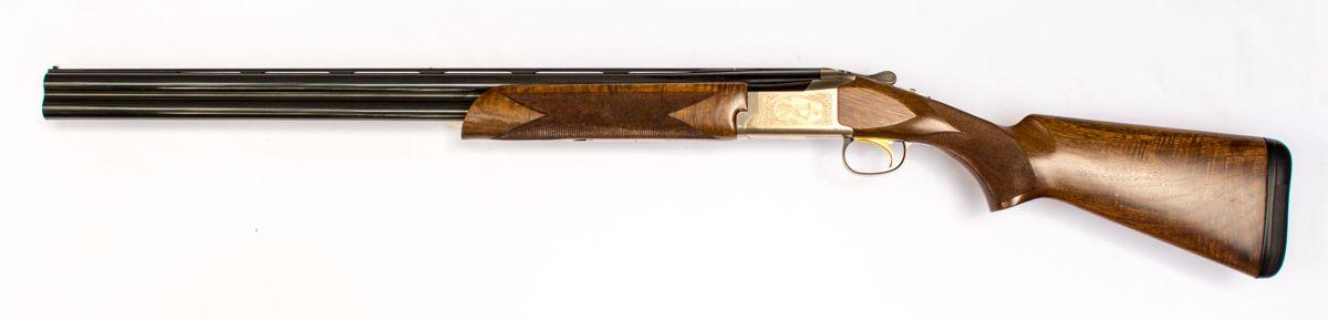 Gun Review: Browning Citori 725 Feather Over & Under Shotgun