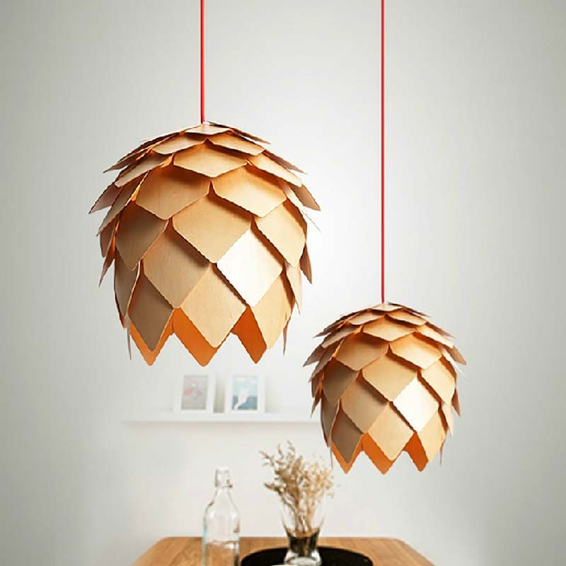 Wood Lamp Shade On Sale At Reasonable Prices, Buy Vintage Pendant Lights  Wooden Lamp Shades For Kitchen Hanging Lamp Holder For Dining Pendant Lamp  Holder ...