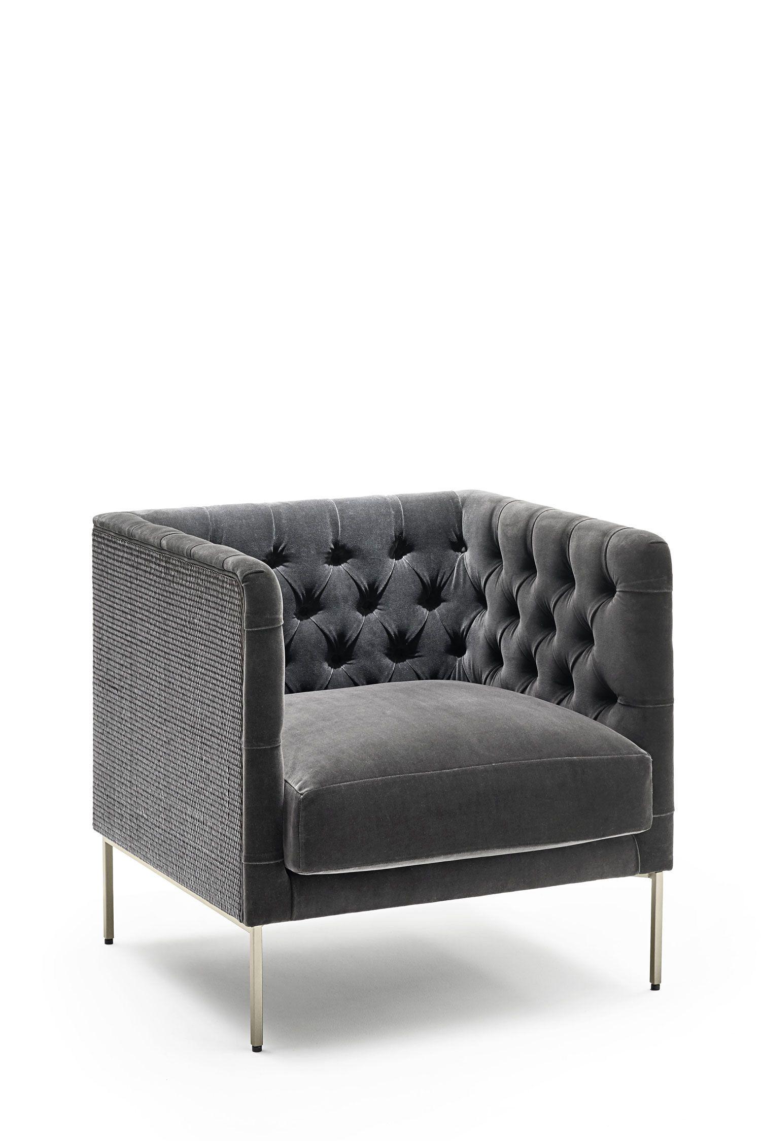 Lipp Armchair by Living Divani at Salone del Mobile 2017