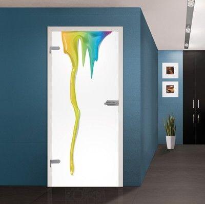 Türfolien Motive Möbel \ Wohnen Holztür Folien 316987 Badspiegel - motive für küchenrückwand