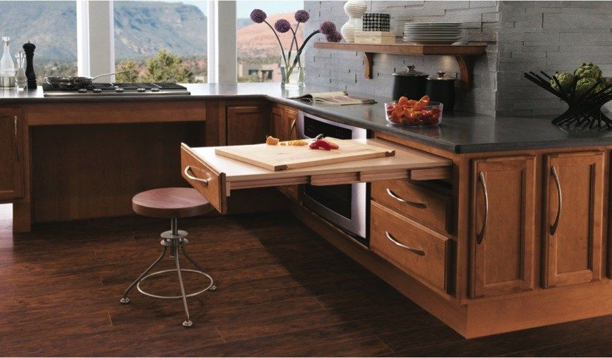 marry style and function in universal design kitchens | ADA ...